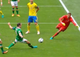 Sweden vs Ireland Match Highlights