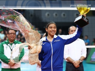 Alyssa Valdez's Journey | Flight of the UAAP Phenom
