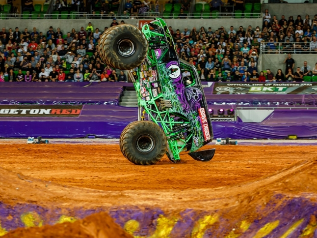 The Score: Father's Day Treats | Monster Jam 2016