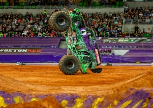 The Score: Father's Day Treats   Monster Jam 2016