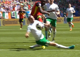 UEFA EURO 2016 Match Highlights: BELGIUM VS. IRELAND
