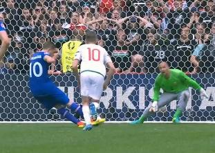 UEFA EURO 2016 Match Highlights: ICELAND VS. HUNGARY