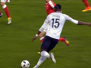 UEFA EURO 2016 Match Highlights: SWITZERLAND VS. FRANCE
