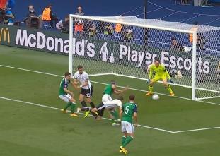 UEFA EURO 2016 Match Highlights:NORTHERN IRELAND VS. GERMANY