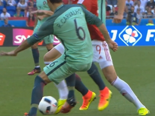 UEFA EURO 2016 Match Highlights: HUNGARY VS. PORTUGAL
