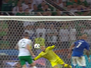 UEFA EURO 2016 Match Highlights: ITALY VS. IRELAND