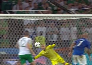 UEFA EURO 2016 Match Highlights: ITALY VS. IRELAND