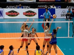 Shakey's V-League: Laoag vs Air Force Game Highlights