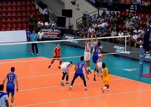 Spiker's Turf: AirForce vs Cignal Game Highlights