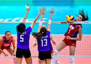 FIVB - World Grand Prix Finals: Longest Rally of the Week