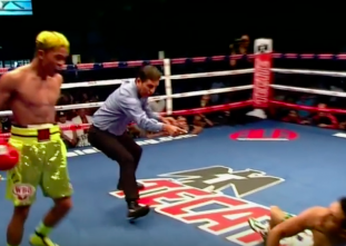 Pinoy Pride 37: Albert Pagara v Cesar Juarez - R1 Highlights