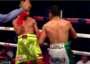 Pinoy Pride 37: Albert Pagara v Cesar Juarez - R2 Highlights