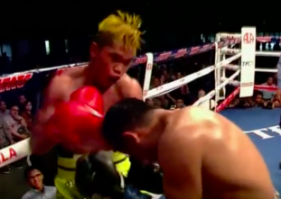 Pinoy Pride 37: Albert Pagara v Cesar Juarez - R4 Highlights