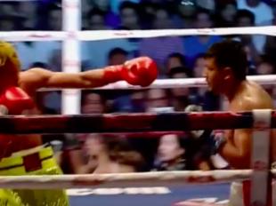 Pinoy Pride 37: Albert Pagara v Cesar Juarez - R5 Highlights