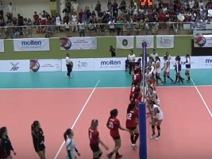 AUG 2016 Women's Volleyball: Philippines vs Singapore