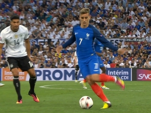 UEFA Euro 2016 Match Highlights (Semis): France vs Germany