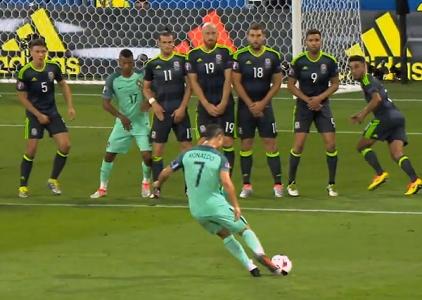 UEFA Euro 2016 Match Highlights (Semis): Portugal vs Wales