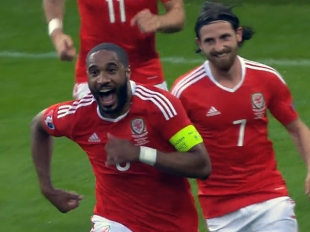 UEFA Euro 2016 Match Highlights (Qfinals): Wales vs Belgium
