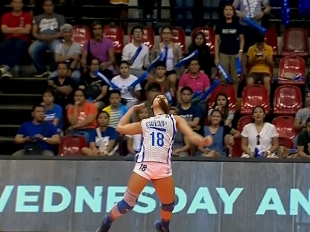Shakey's V-League: AirForce vs Pocari Finals Game Highlights