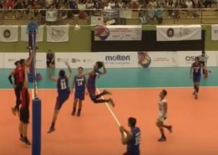 AUG 2016 Volleyball (Men's) | Philippines v Singapore