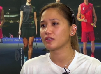 Filipina badminton player to represent U.S. in Rio