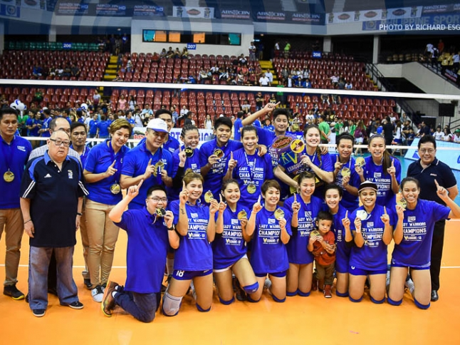 The Score: One-on-one with Pocari Lady Warriors