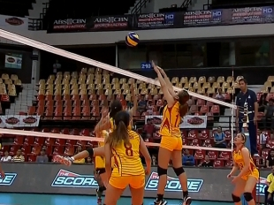 Shakey's V-League: SSC-R vs UST Game Highlights
