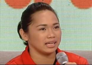 Magandang Buhay: Hidilyn reads a letter from Coach Antonio