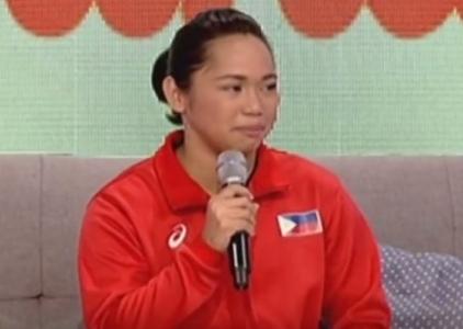 Magandang Buhay: Hidilyn's journey to success