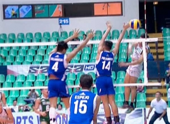Spikers' Turf: DLSU vs ADMU (S4) - September 3, 2014