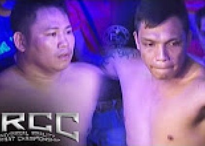 URCC Digmaan - Caloy Baduria vs. Mark Gatmaitan (Full Fight)