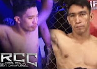 URCC Digmaan: Dennis Quiñonero vs. Carlo Laurel (Full Fight)