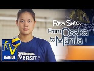 V-League Profiles   Risa Sato: From Osaka to Manila