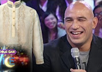 GGV: History of Barong Tagalog by ONE champion Brandon Vera