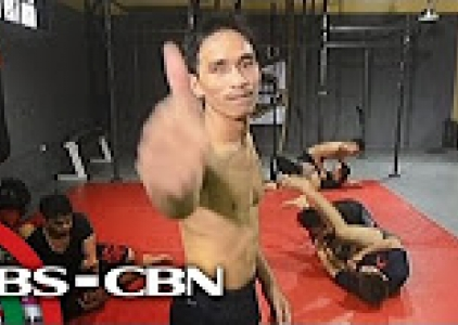 MMA Fighter Jiar Castillo: Half-blinded but not defeated