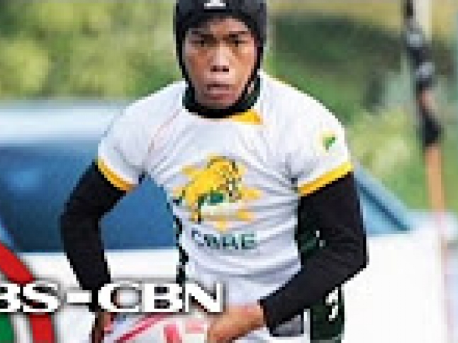 Lito Ramirez of PH Volcanoes: Rugby user to rugby footballer