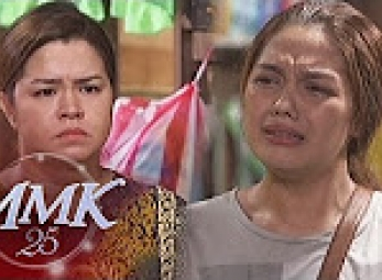 MMK Clip: Hidilyn's emotional breakdown