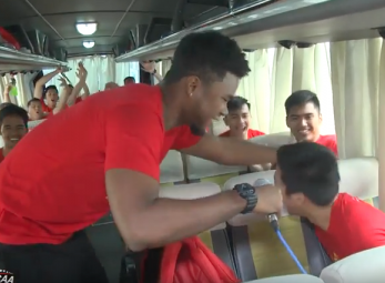 NCAA Inside the Bus: Mapua Cardinals