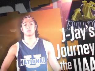 UAAP 79 UpFront Diaries: NU's J-Jay Alejandro