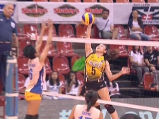 SHAKEY'S V-LEAGUE: Airforce vs UST (S3) - October 01, 2016