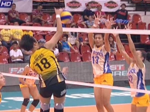 SHAKEY'S V-LEAGUE: Airforce vs UST (S4) - October 01, 2016