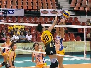 Shakey's V-League: Air Force vs UST Game Highlights