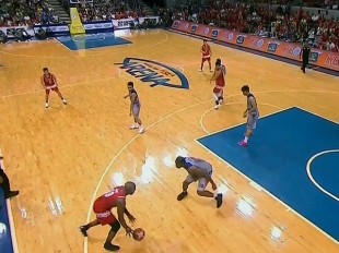 NCAA 92: SBC vs AU Finals Game Highlights