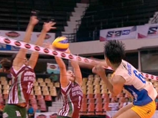 SHAKEY'S V-LEAGUE: PAF vs UP (S2) - October 24, 2016