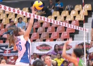SHAKEY'S V-LEAGUE: BLP vs LAG (S1) - October 26, 2016