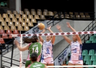 Shakey's V-League: BLP vs LAG Highlights - October 26, 2016