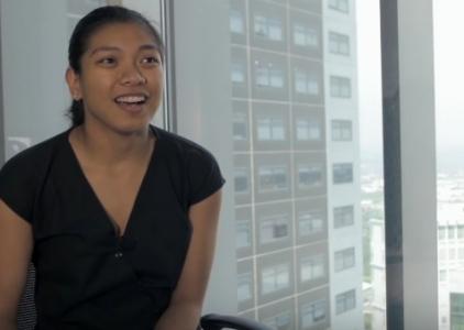 V-League Profiles: Alyssa Valdez, office girl