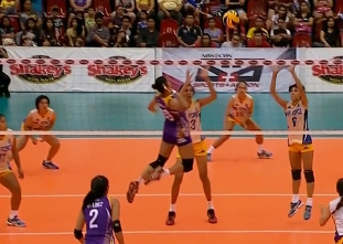 Shakey's V-League: PAF vs BOC Highlights
