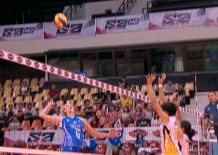 SHAKEY'S V-LEAGUE: UST vs PSW (S4) - November 2, 2016