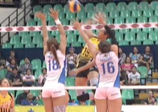 SHAKEY'S V-LEAGUE: PSW vs UST (S3) - November 5, 2016